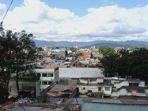 View across Guatemala City