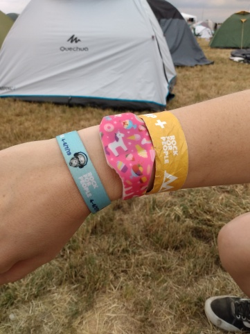 Rock for People 2019 Camping Plus