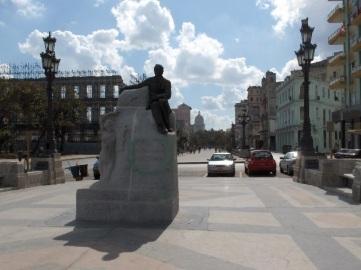 havana statue